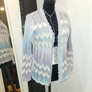 Alfred🦋Dunner Pastel Cardigan